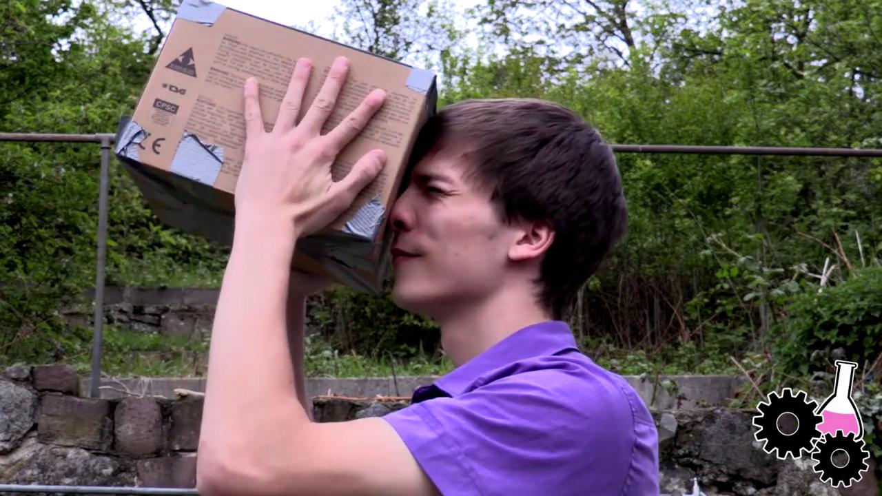 Lochkamera aus Pappkarton bauen! Camera Obscura selber machen