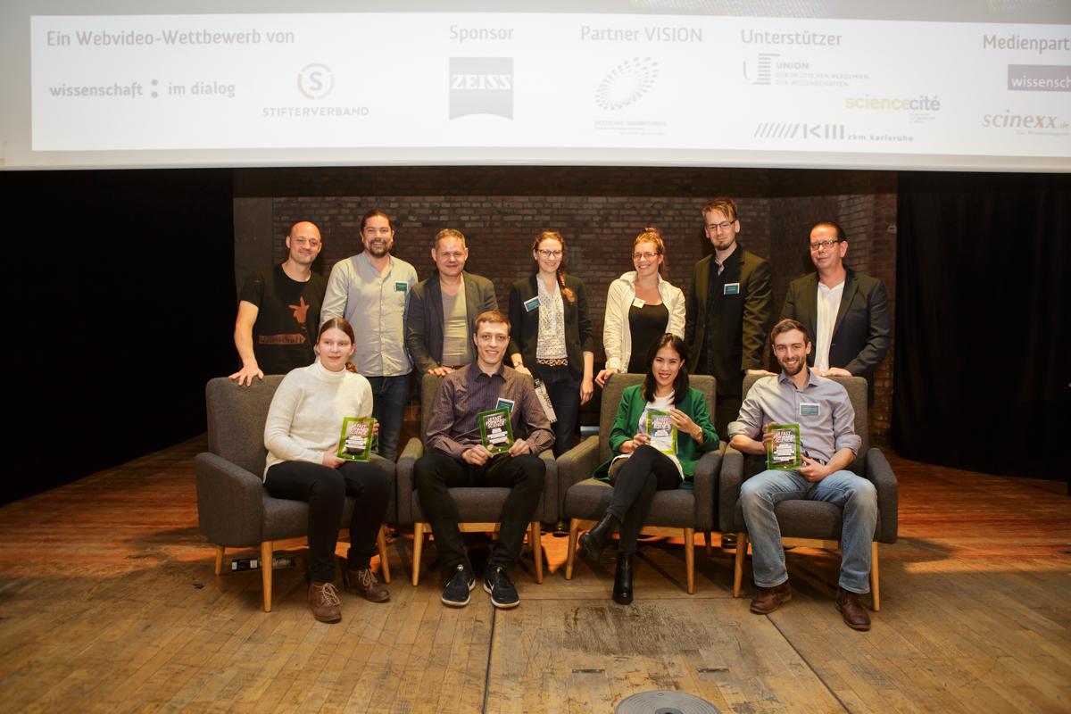 And the winner is… Unsere Eindrücke von der Preisverleihung 2018
